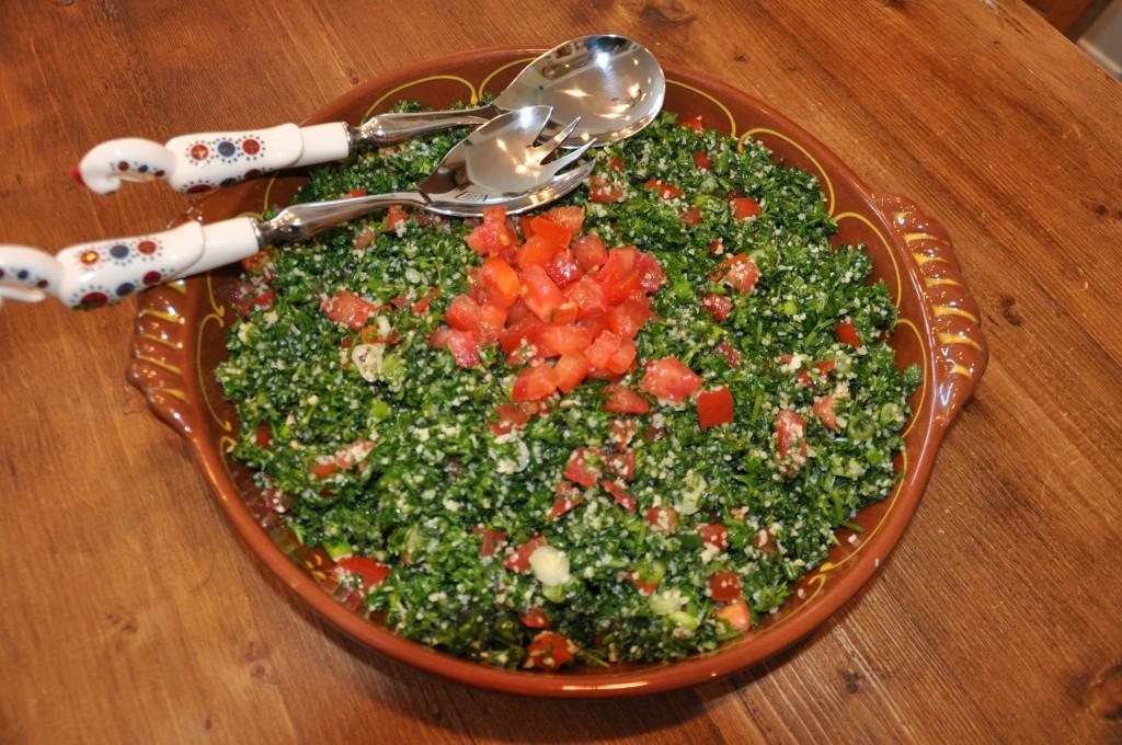 salata de patrunjel pentru slabit