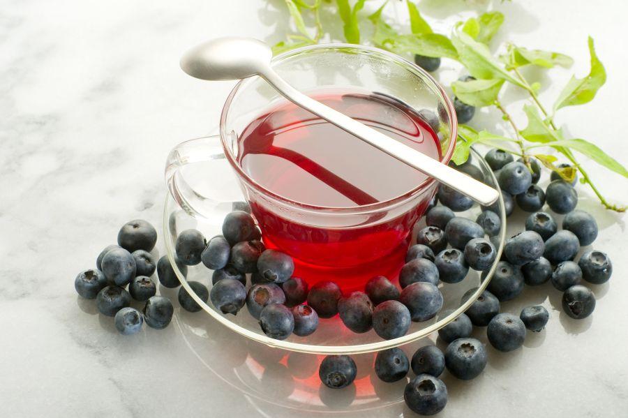 """Ceai de Afine Pentru Tratarea Diabetului.   """"Insulina verde"""" reduce dependenta de insulina"""