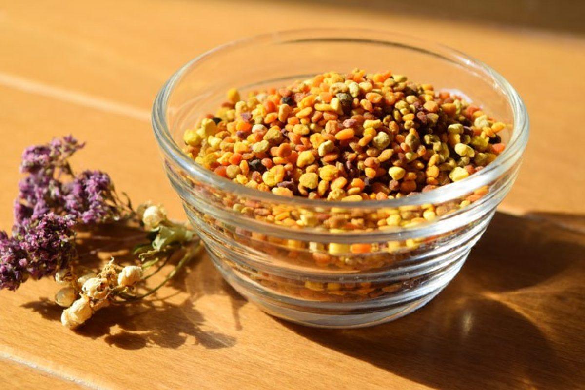 Polen de albine pentru pierderea în greutate