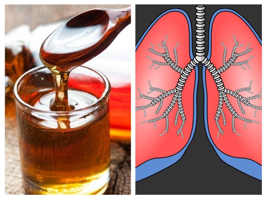 eliminarea mucusului din bronhii