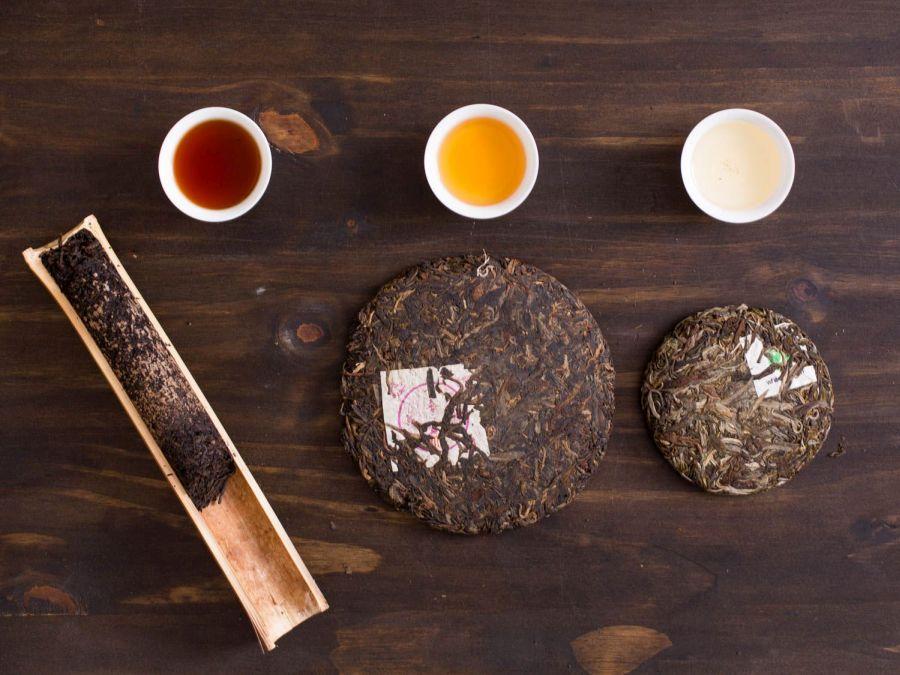 ceaiul pu erh ajută la pierderea în greutate)