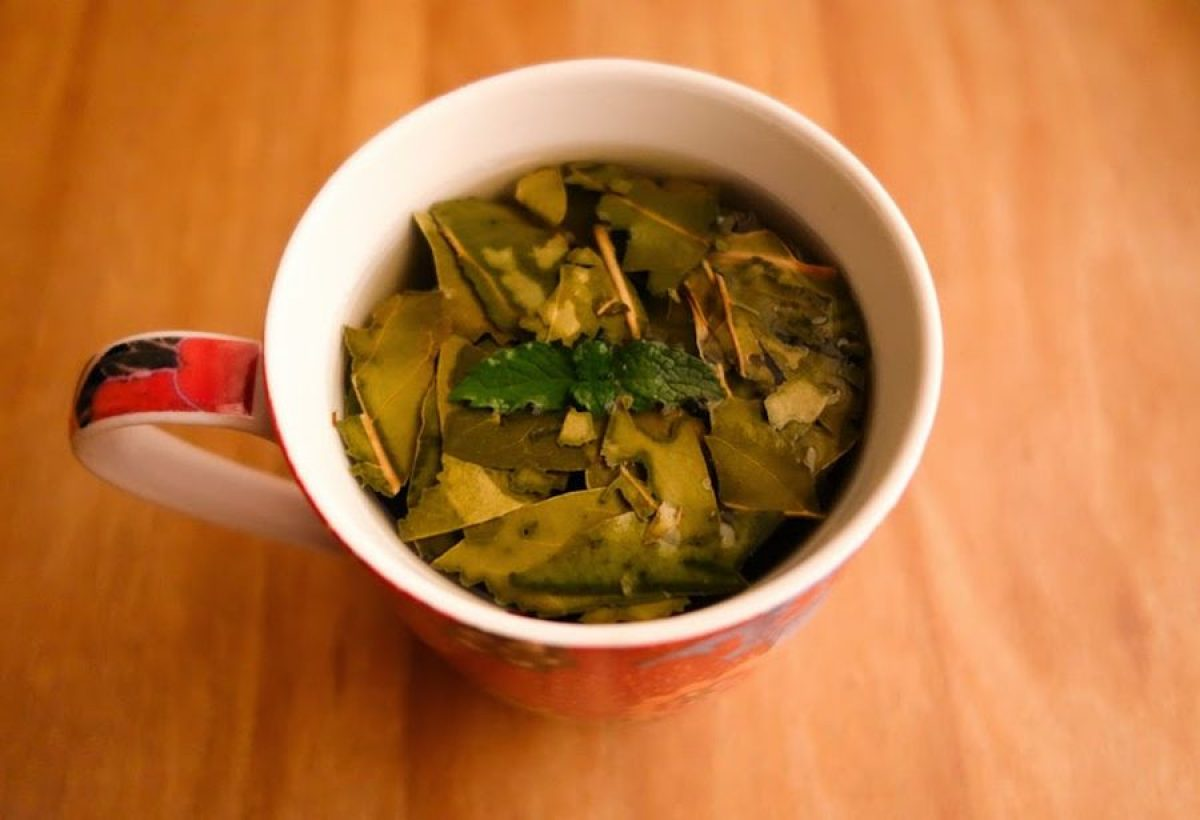ceai de dafin pentru ficat)