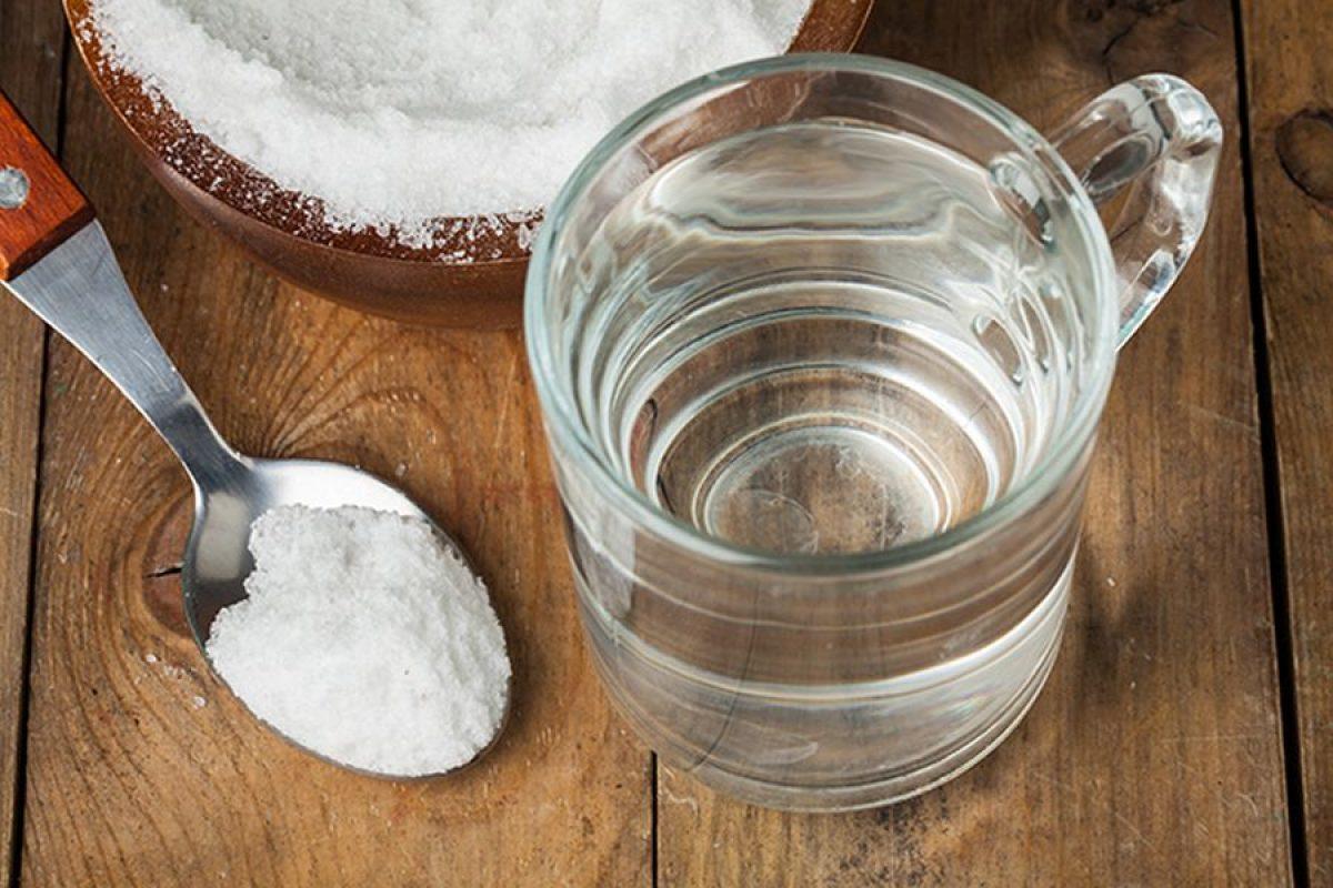 Apa cu sare pentru slabit – Modalitati de a slabi