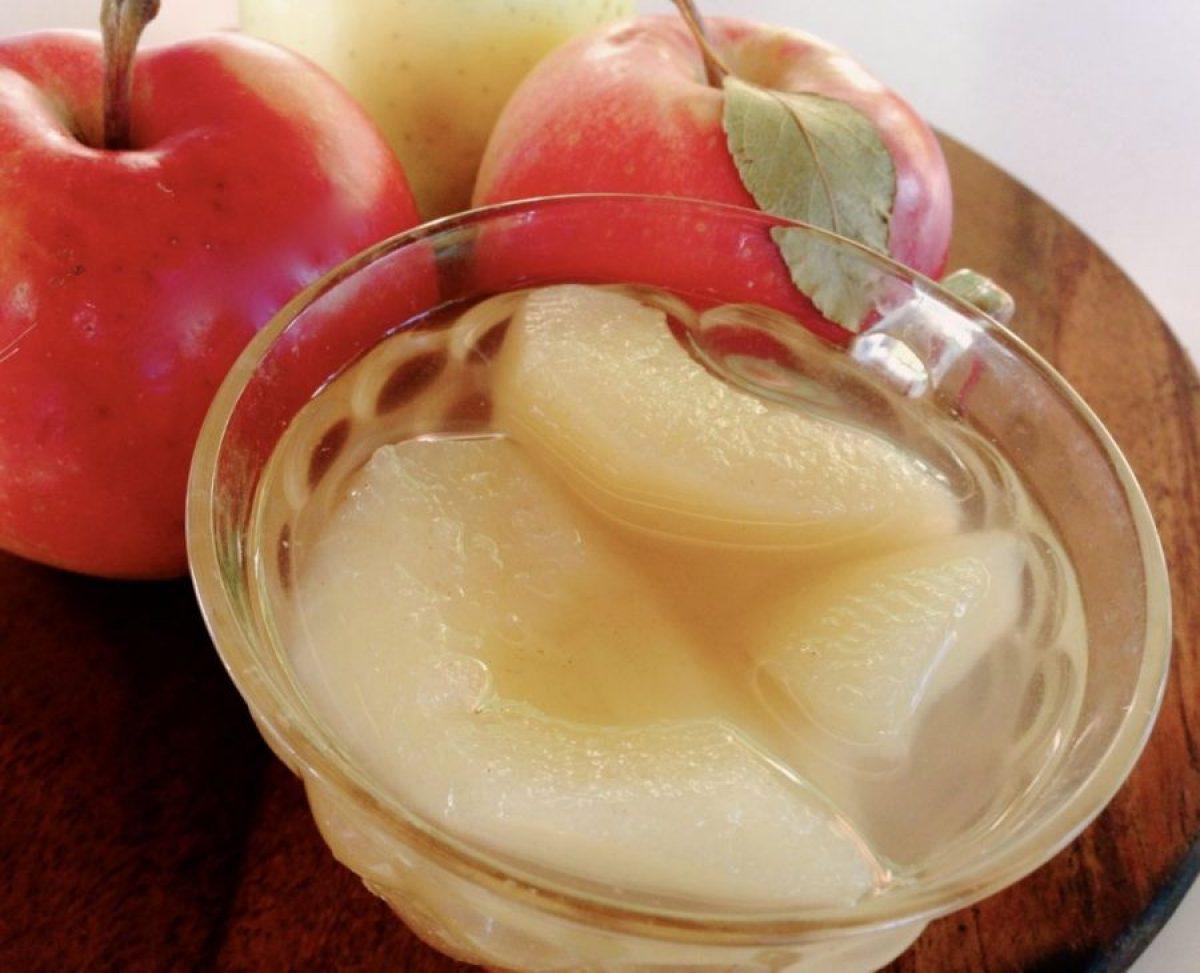 dieta cu compot de mere pareri